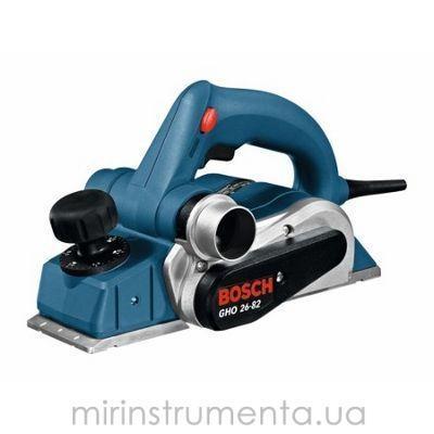 Рубанок Bosch GHO 26-82 (0615990AF4)