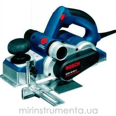 Рубанок Bosch GHO 40-82 С (060159A760)