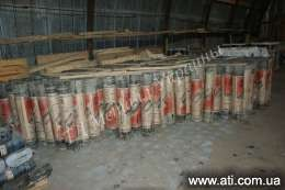 Рубероид РКП-350. Опт. Цена указана с НДС, доставка по Украине.