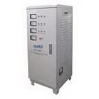 RUCELF SDV-3-15000: стабилизатор трехфазный вертикального типа, мобильный