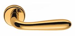 Ручка дверная Colombo Robot хром матовый (d=45мм)