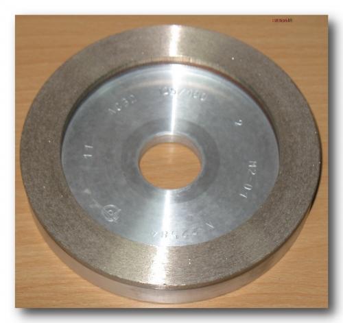 руг шлифовальный эльборовый 6А2, CBN 50*4*4*10*10, 80/63, 100%, BN-130. 250 грн. Есть в наличии на складе.