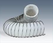 Рукав вентиляционный, вентиляционный рукав, вентиляционные рукава типа КЛИН (тефлон)