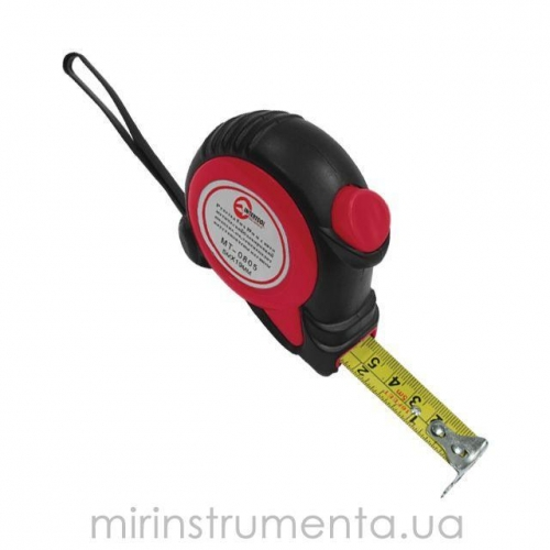 Рулетка INTERTOOL MT-0808
