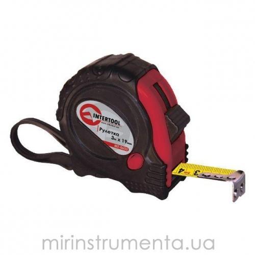 Рулетка стальная INTERTOOL MT-0607