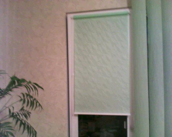 Рулонні штори ( тканинні ролетти )