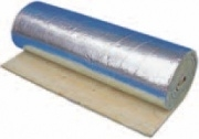 Рулонный утеплитель Knauf Insulation LMF AluR 5 м. кв. (50*5000*1000мм) фольгированный