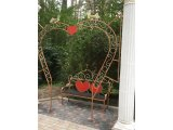 Фото 4 Лавка кована на кладовищі. Лавочка на дачу. 336331