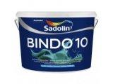 Фото  1 Краска моющаяся матовая Bindo 10 (база А, 2.5 л) 348811
