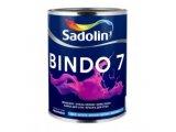 Фото  1 Краска латексная Bindo 7, база С 9,3 л 297355
