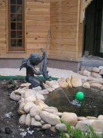 садово-парковая скульптура из бронзы под заказ