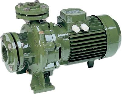SAER IR 32-40-50, Консольно-моноблочны е насосы серии IR (2900 об/мин)