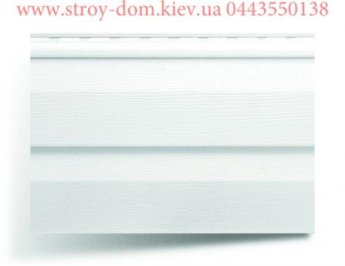 Сайдин виниловый Альта-Профиль Т-01 Белый
