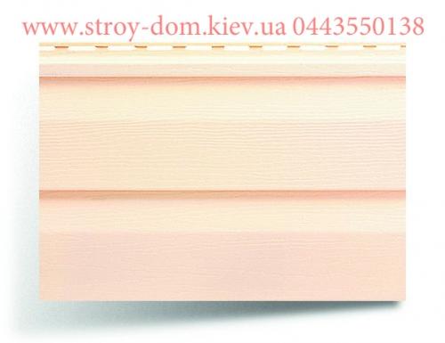 Сайдин виниловый Альта-Профиль Т-01 Розовый