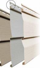 Сайдинг CertainTeed имитирует поверхность натурального кедра, широкий выбор цвета.