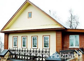 Сайдинг и софит для отделки фасадов и навесов