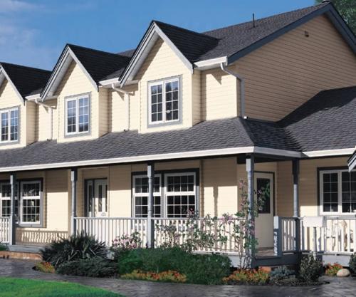 Сайдинг из Канады Royal Genesis. Облицовка и утепление домов. Водосточные системы. Крепежный материал.