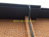 Фото  4 Сайдинг металлический перфорированный цвет RAL 8049 МАТ 0,5 мм Германия 2465655