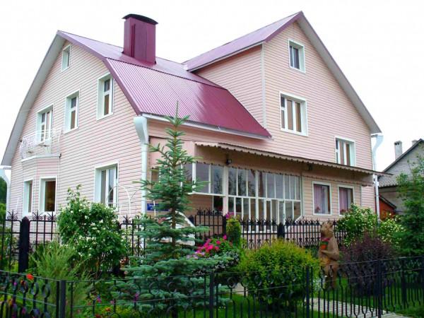 Сайдинг Словакия 9 цветов на складе http://vista-don. com. ua