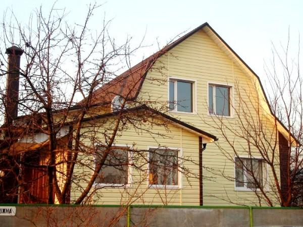 Сайдинг виниловый на складе в Донецке