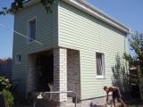 Сайдинг(Николаев) виниловый- облицовочный фасадный материал. Надежный и долговечный материал( не выгорает)