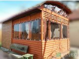 Мягкие окна: Шторы для беседок и веранд, террас, летних кафе, дачи