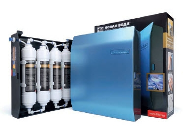 Самый современный фильтр для воды Expert 410