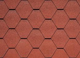 Самоклеящаяся черепица IKO Armourshield 10 Tile Red