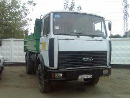 самосвал МАЗ 5551 (10 тн)