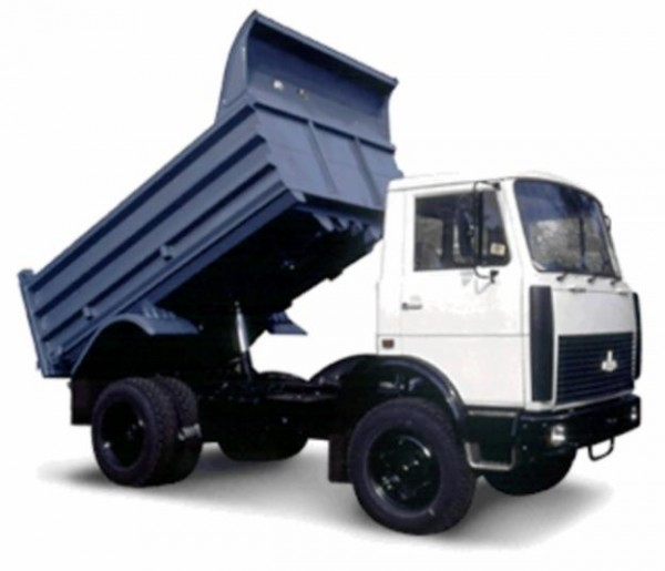 Самосвальные перевозки 12 тонн