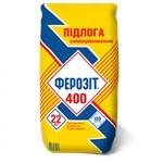 Самовыравнивающий пол Ферозит-400 (22кг) 2-10мм