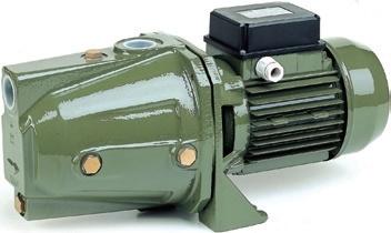 Самовсасывающие эжекторные насосы Saer, серия М50, М60, М70, М80, М150, М200, М300, М400