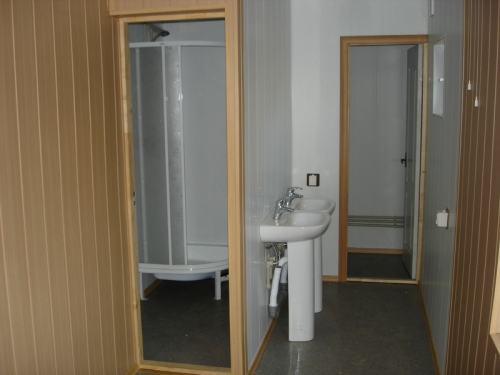 санитарные блоки