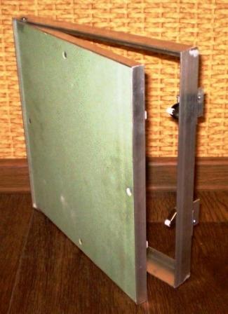 Сантехнічний потайний ревізійний люк під фарбування або шпалери Ціна 420 грн. Купити у Чернігові фото, відгуки 32358 Флюгер