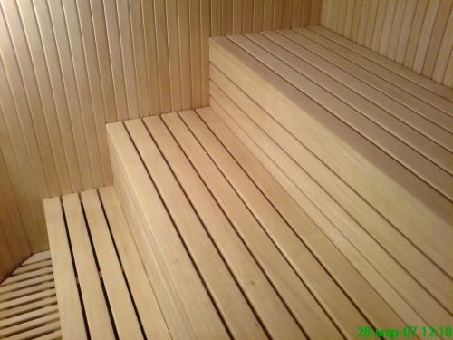 Сауны и бани любой сложности и конфигурации