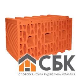 Керамический блок «СБК» заменяет кирпичи на строительстве дома до 6-ти этажей.