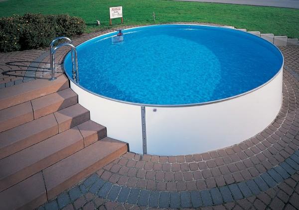 Сборно-каркасный бассейн (круглый) Summer Fun d 2,00 x 1,20 м