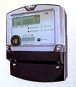 Счетчик электронный 3-х фазный многотарифный 5-120А НИK