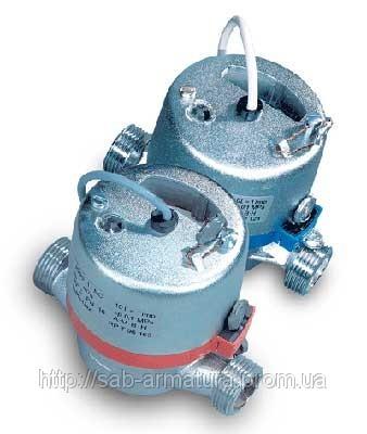 Счетчик воды с импульсным выходом Dn 25 (ГВ)