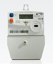 Счетчики електроенергии Landis end Gir ZMR 110 CRefRS