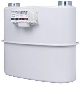 Счетчики газа мембранные METRIX