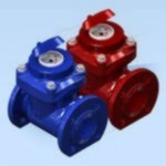 Счётчик водяной турбинный WPK-UA 80*B х/в.