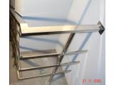 Фото  1 Поручни, перила, лестницы нержавейка Цена 1950 грн. за метр 41882