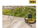 Террасная плита, террасные плиты - GeoCeramica timber noce - MBI