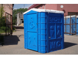 Фото  8 Кабинка туалетная с накопительным баком новая от производителя на улицу 967520