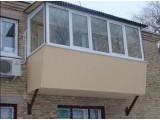 Пристроить балкон.Увеличим на любом этаже реконструкция квартир