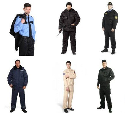 Фото 1 Одежда для охранных структур: летнее и зимнее обмундирование 320822