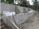 Опорные стены фундаменты перекрытия лестницы своя опалубка
