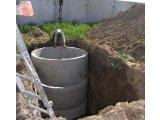 Кольца бетонные канализационные - доставка по Украине