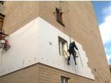 Утепление домов квартир любые высотные строительно-монтажные работы